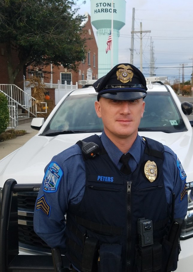 Stone Harbor Police Announce Use Of Body Cameras Borough