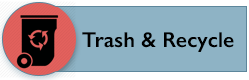 Trash and recycle information