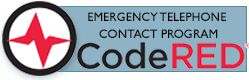 CodeRED EMERGENCY TELEPHONE CONTACT PROGRAM PARTICIPATION FORM