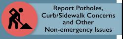 Report Street Pothioles