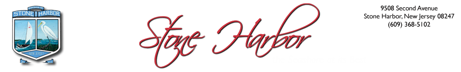 Borough of Stone Harbor Logo
