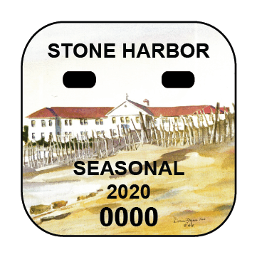 Stone Harbor Light Up On 96th Street For Christmas 2020 Stone Harbor Beach Tag Fees to Increase January 1, 2020   Borough